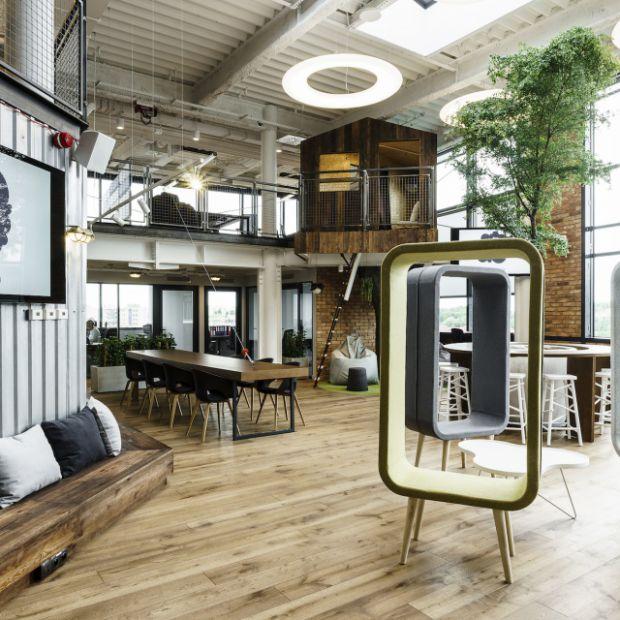 10 najbardziej designerskich biur Warszawy
