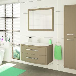 Meble łazienkowe Luna marki Devo. Fot. Devo, www.devo.pl