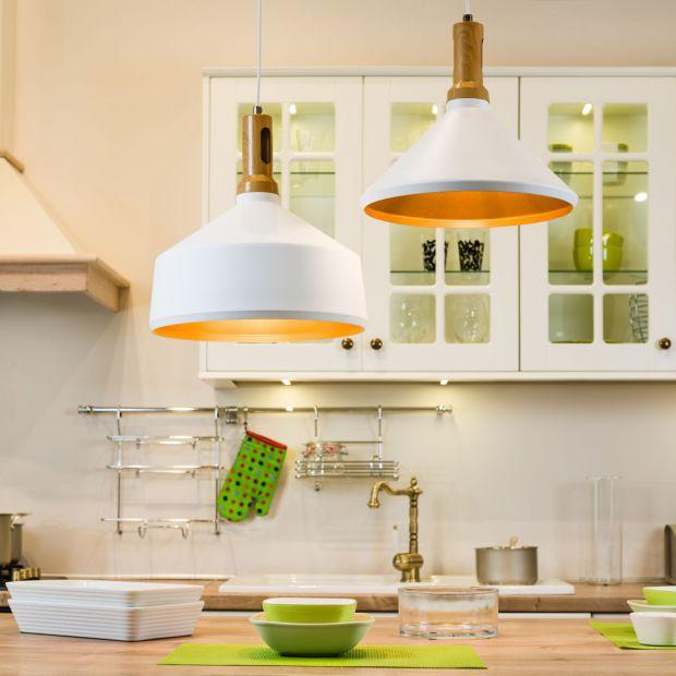 Oświetlenie w kuchni. Jak wybrać odpowiednie lampy