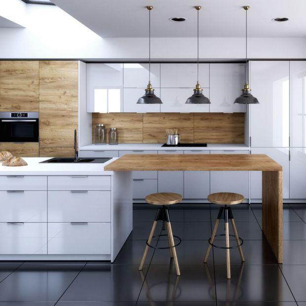 Modna kuchnia : zobacz gotowe zestawy mebli