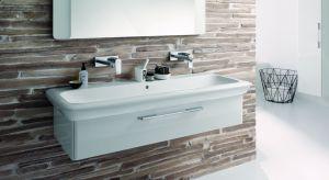 W aranżacji łazienki strefa umywalki pełni ważną rolę. Jak ją zaaranżować, aby codzienna toaleta była przyjemna? Podpowiadamy...