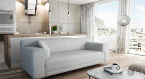 Pastele to doskonały sposób na ożywienie aranżacji salonu. Dzięki sofie w stonowanej, pastelowej barwie salon będzie przytulny i bardzo modny.