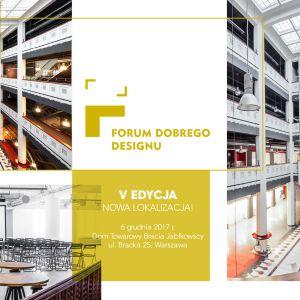 Forum Dobrego Designu: ruszyła rejestracja!