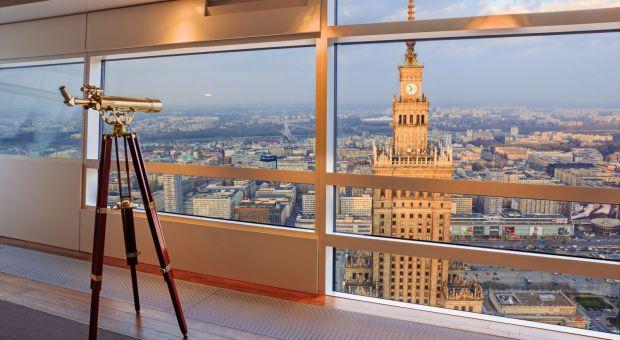 Złota 44, Sky Tower, Angel Wawel - zobacz słynne polskie apartamentowce