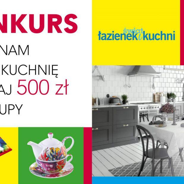 Konkurs! Pokaż nam swoją kuchnię i wygraj 500 zł na zakupy!
