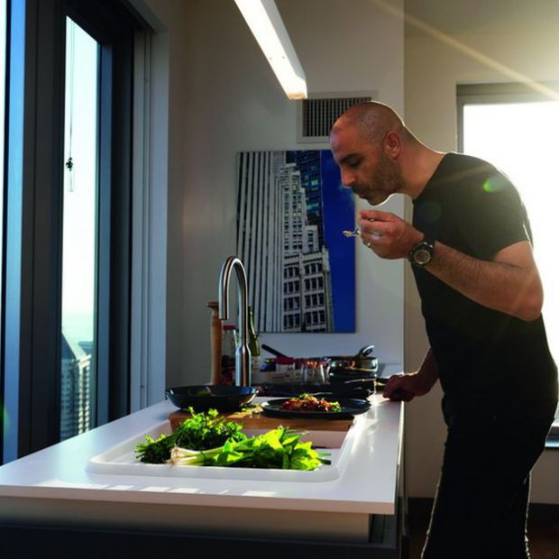 Projektant Dror Benshetrit i jego nowojorska kuchnia