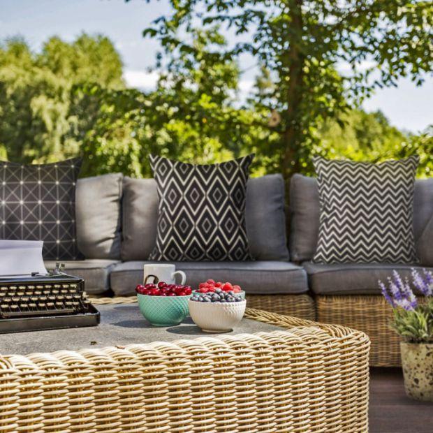 Lato na tarasie i w ogrodzie - wybierz dekoracje