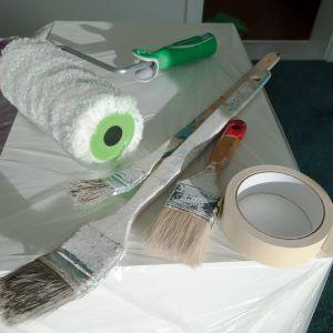 Wybór odpowiedniej techniki malowania ścian wpłynie na efekt i szybkość pracy. Fot. Leyland