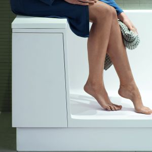 Shower&Bath/Duravit. Produkt zgłoszony w konkursie Dobry Design 2018.