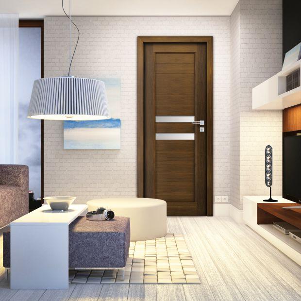 Drzwi w domu - nowoczesność połączona z klasyką