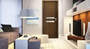 Aby tchnąć świeżość w aranżację wnętrza, można wymienić drzwi wewnętrzne. Podpowiadamy co jest modne.