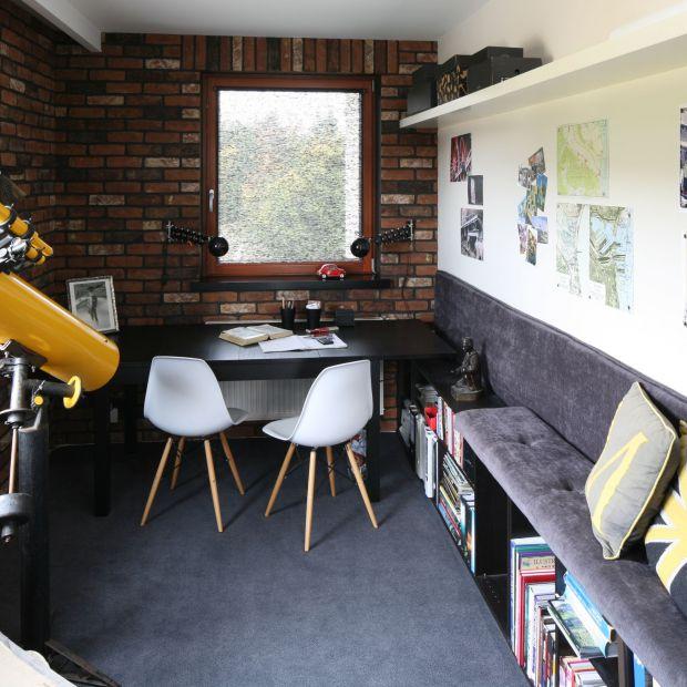 10 pomysłów na domowe biuro: wnętrza z polskich domów