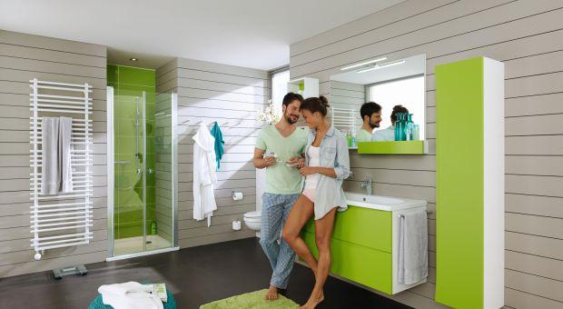 Aranżacja łazienki: sprawdź produkty z serii VIGOUR clivia