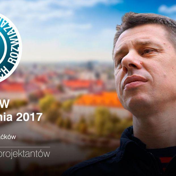 Zbigniew Maćków gościem specjalnym Studia Dobrych Rozwiązań we Wrocławiu