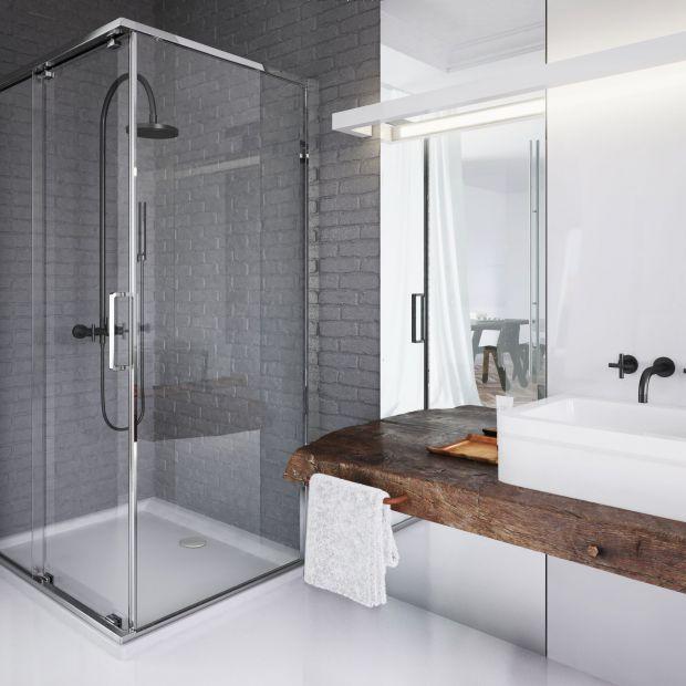 Szara łazienka - pomysły na aranżacje
