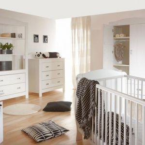 Delikatna kolekcja mebli niemowlęcych Fino. Fot. Bellamy