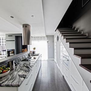 Kuchnia na poddaszu. Fot. Studio Max Kuchnie