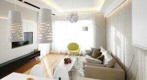 Małe salony wbrew powszechnej opinii, mogą być bardzo funkcjonalne i modne. Zobacz ciekawe aranżacje zaprojektowane przez polskich architektów wnętrz.