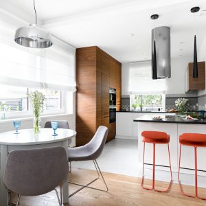 Apartament w Tarnowie. Projekt: MM Architekci. Fot. Jeremiasz Nowak
