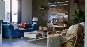 Najnowsza kolekcja mebli, poduch i lampionów utrzymana jest w stylu eklektycznym, z delikatną nutą lat sześćdziesiątych.