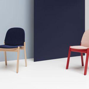 Krzesła NOTI Nordic. Mat. prasowe