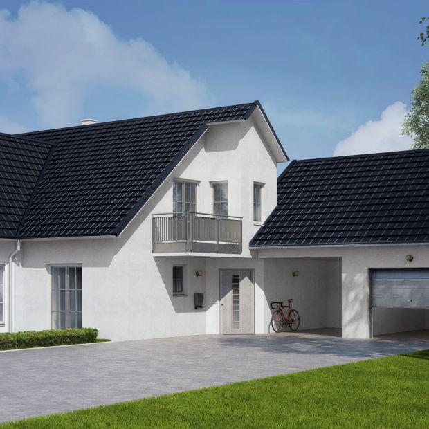 Wokół domu: nowoczesne pokrycia dachowe