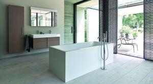 Nowa kolekcja utrzymuje prostokątny charakter, a w jej skład wchodzą umywalki, miski toaletowe z technologią Rimless, nowa seria wanien oraz szafki dostępne także w technologii c-bonded.
