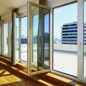 Duże okna z  serii Schüco LivIng. Fot. Schüco