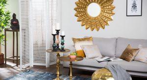 Tegoroczna jesień zapowiada się niezwykle elegancko. To wszystko za sprawą szlachetnych kolorów i materiałów. Uważasz, że taki styl pasuje jedynie do ekskluzywnych apartamentów? Nic bardziej mylnego!