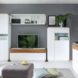 Kolekcja mebli Elis rozjaśni salon i odświeży aranżację wnętrza. Fot. Black Red White