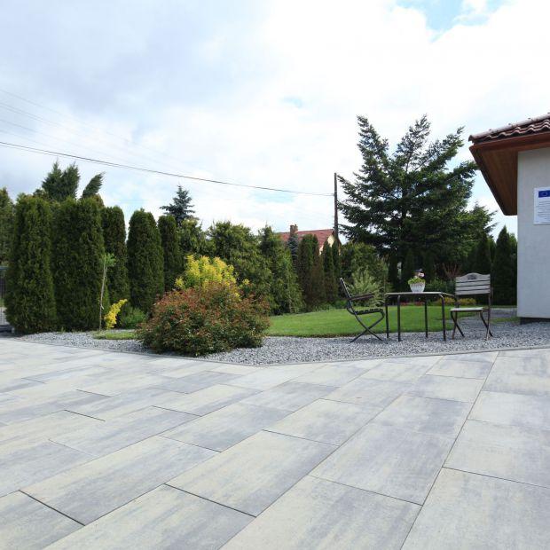Nawierzchnie ogrodowe - tak stworzysz modne geometryczne wzory