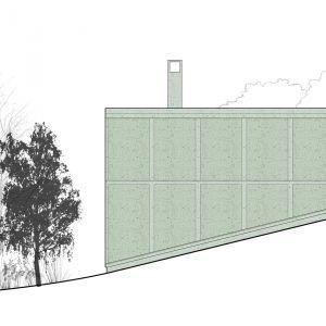 The Box.Projekt: arch. Fred Bamesberger, arch. Spencer Blaney, arch. Fabiola Yep. Powierzchnia użytkowa: 292 m kw. Fot. Bamesberger Architecture