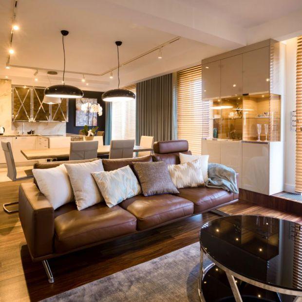 Nowoczesne mieszkanie dla dwojga: ciekawa realizacja z Rzeszowa