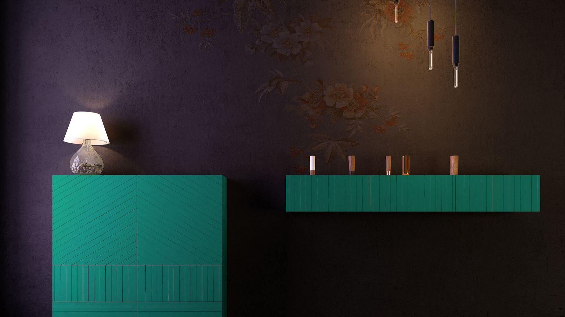 Komoda Linea/Ilusi. Produkt zgłoszony do konkursu Dobry Design 2018