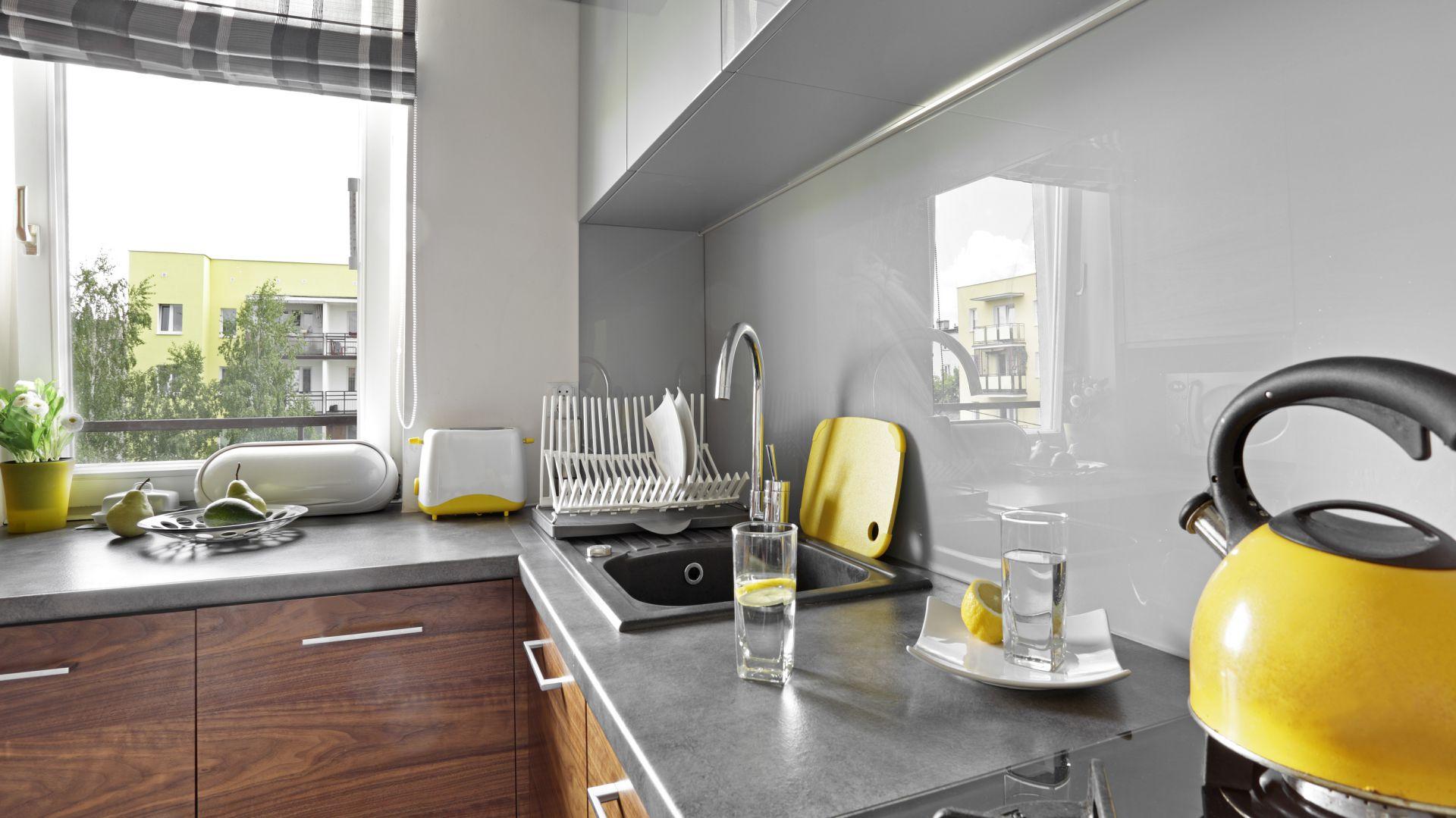 Mała kuchnia w bloku  Mała kuchnia w bloku  gotowy  -> Mala Kuchnia Aranżacja Wnetrza
