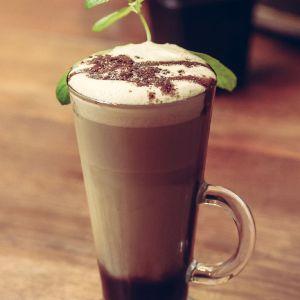 Peppermint Chai Latte. Fot. Saeco