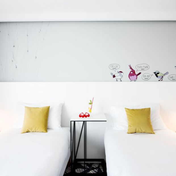 Hotel Ibis Styles Białystok – ptasi rezerwat designu