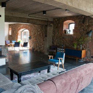Wnętrze Folwarku Bielskie