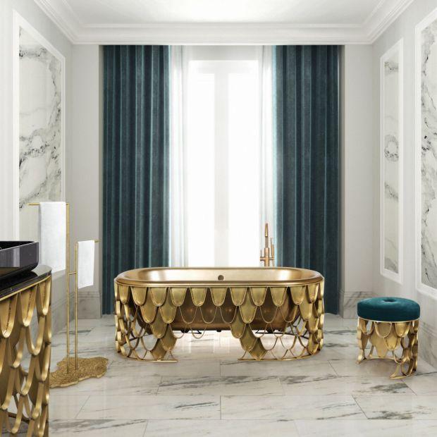 Elegancka łazienka. Zobacz niezwykłą kolekcję mebli