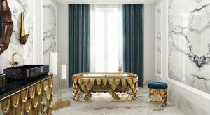 Łazienka to miejsce, w którym luksus jest jak najbardziej wskazany. Umiejętnie dobrana ceramika oraz meble mogą nadać aranżacji łazienki styl pełen szyku.
