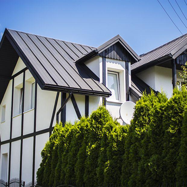 Modne pokrycia dachowe