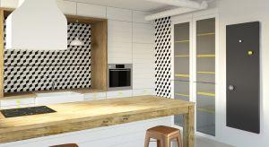 Grzejnik INVENTIO zaprojektowaliśmy z myślą o dużych, eleganckich pomieszczeniach. Produkt zgłoszony do konkursu Dobry Design 2018.