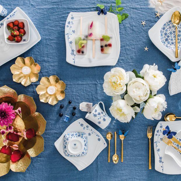 Letnie przyjęcia - zobacz piękną stylizację stołu