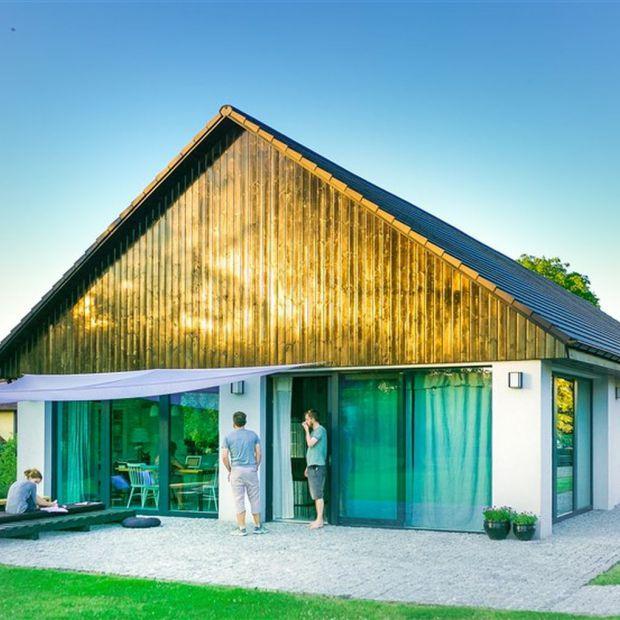 Dom jak stodoła - wyjątkowy projekt z Wadowic