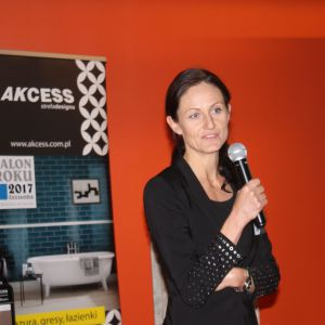 Magdalena Szugzda, Salon Wyposażenia Wnętrz Akcess