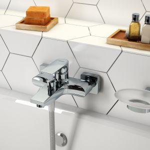 Kolekcja baterii łazienkowych Algeo Square/Ferro. Produkt zgłoszony do konkursu Dobry Design 2018.