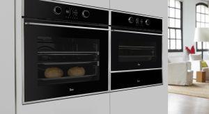Starannie zaprojektowane piekarniki z nowej linii Teka WISH Maestro przyciągają wzrok stylowym wzornictwem i umożliwiają spełnienie wszystkich kulinarnych życzeń. Równe linie, gładkie powierzchnie, przestronne wnętrza i wysokiej jakości materia