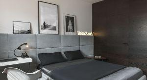 Nawet mała sypialnia może być urządzona funkcjonalnie i efektownie. Zobaczcie jak to zrobili inni.