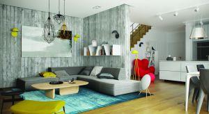 Projekt EX 17 W2 ENERGO PLUS będzie spełnieniem marzeń wszystkich miłośników nowoczesnej architektury. Blisko 170 mkw powierzchni pozwoli na komfortowe mieszkanie.