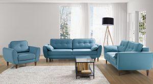 Pikowane meble wyglądają bardzo klasycznie i nadają elegancji całemu pomieszczeniu. Sprawdź, jak to wykorzystać aranżując przestrzeń w swoim domu!